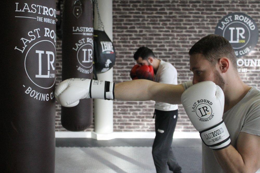 cours de boxe à lyon