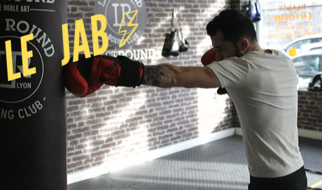 boxe anglaise ; le jab ; last round boxing club