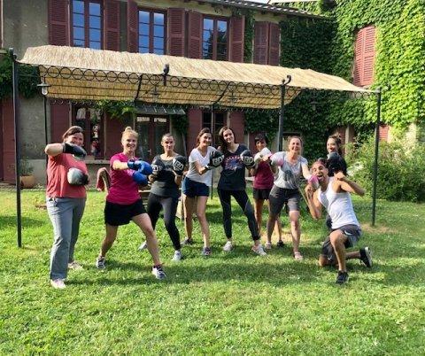 Initiation boxe 100% féminine / séminaire