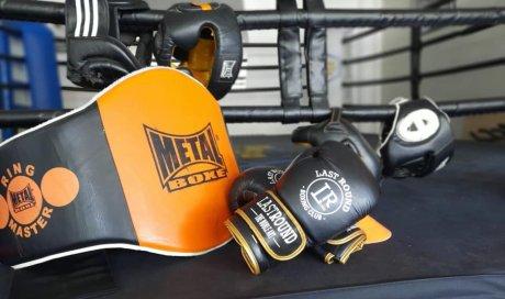 équipement boxe sécurité santé protection