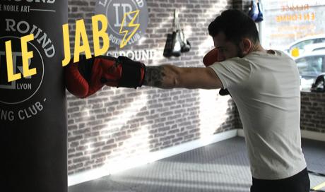 boxe anglaise ; le jab ; last round boxing club