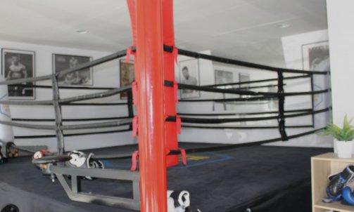 Salle de boxe Last Round Lyon